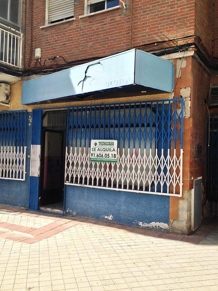 Local en alquiler en calle Humera, Centro en Fuenlabrada - 198623371