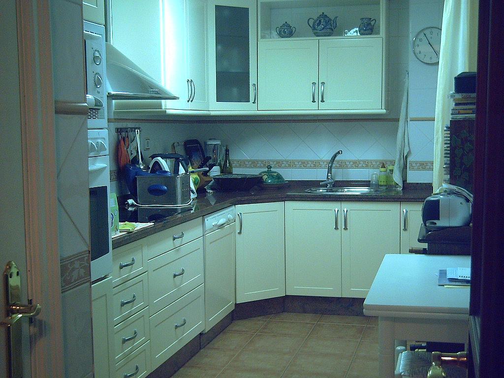 Cocina - Piso en alquiler en Noroeste en Córdoba - 245403156