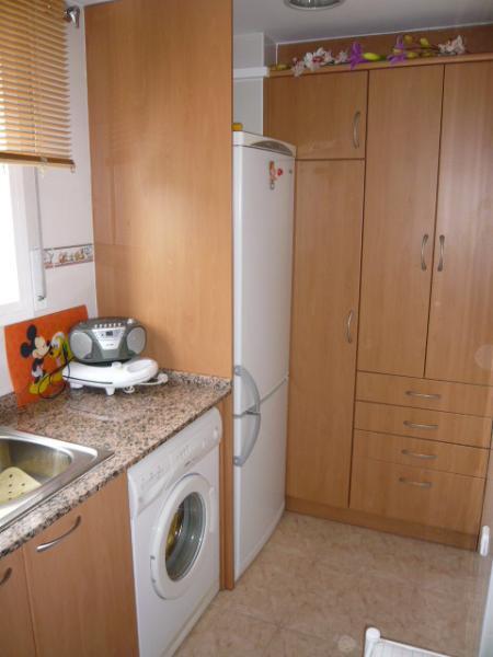 Cocina - Apartamento en venta en calle Holanda, Centre en Segur de Calafell - 93915257