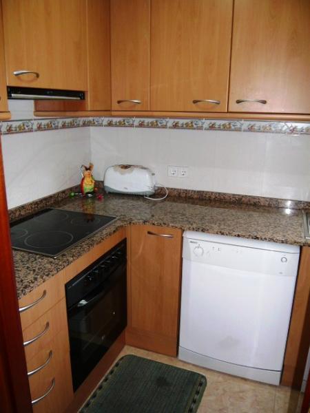 Comedor - Apartamento en venta en calle Holanda, Centre en Segur de Calafell - 93915259