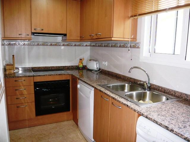 Cocina - Apartamento en venta en calle Holanda, Centre en Segur de Calafell - 93915260