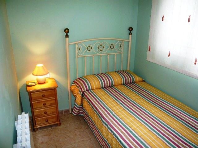 Dormitorio - Apartamento en venta en calle Holanda, Centre en Segur de Calafell - 93915261