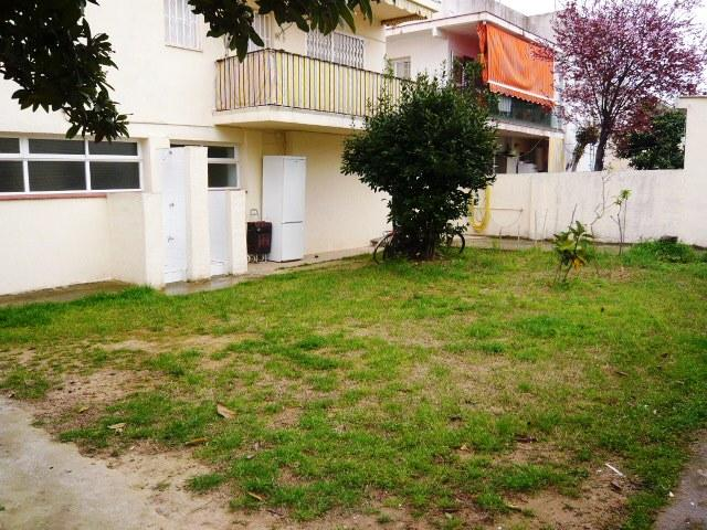 Patio trasero - Apartamento en venta en calle Pablo Picaso, Centre en Segur de Calafell - 116411625