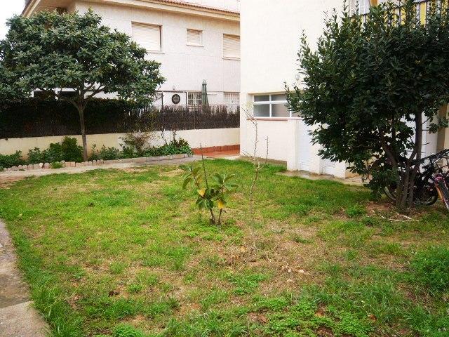 Patio trasero - Apartamento en venta en calle Pablo Picaso, Centre en Segur de Calafell - 116411629