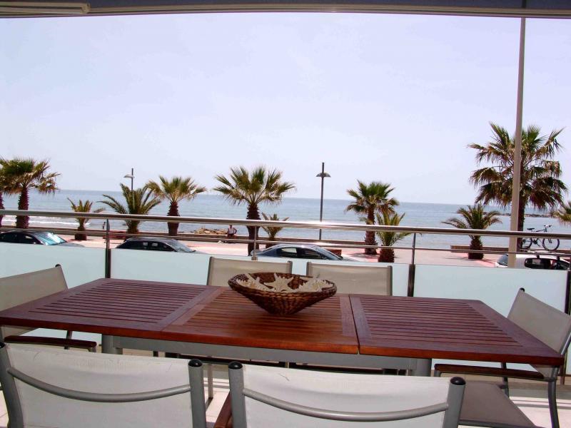 Vistas - Apartamento en venta en calle Paseig de la Mar Mediterranea, Maritim en Cubelles - 117342078