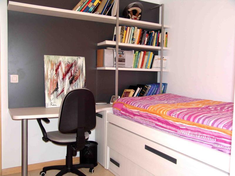 Dormitorio - Apartamento en venta en calle Paseig de la Mar Mediterranea, Maritim en Cubelles - 117342083