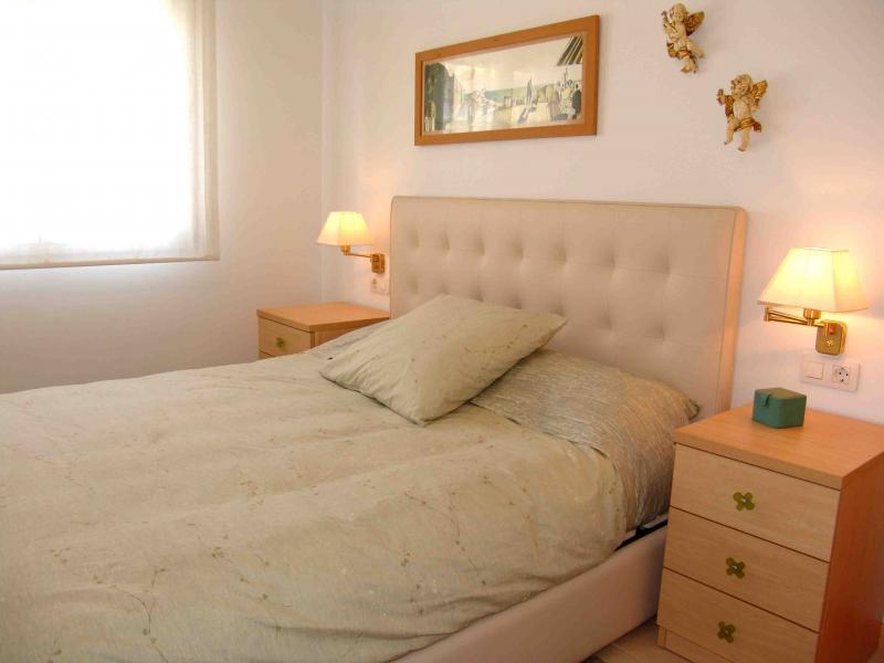 Dormitorio - Apartamento en venta en calle Paseig de la Mar Mediterranea, Maritim en Cubelles - 117342084