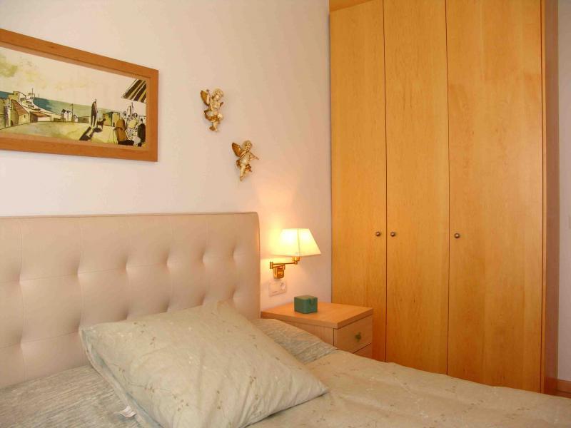 Dormitorio - Apartamento en venta en calle Paseig de la Mar Mediterranea, Maritim en Cubelles - 117342085