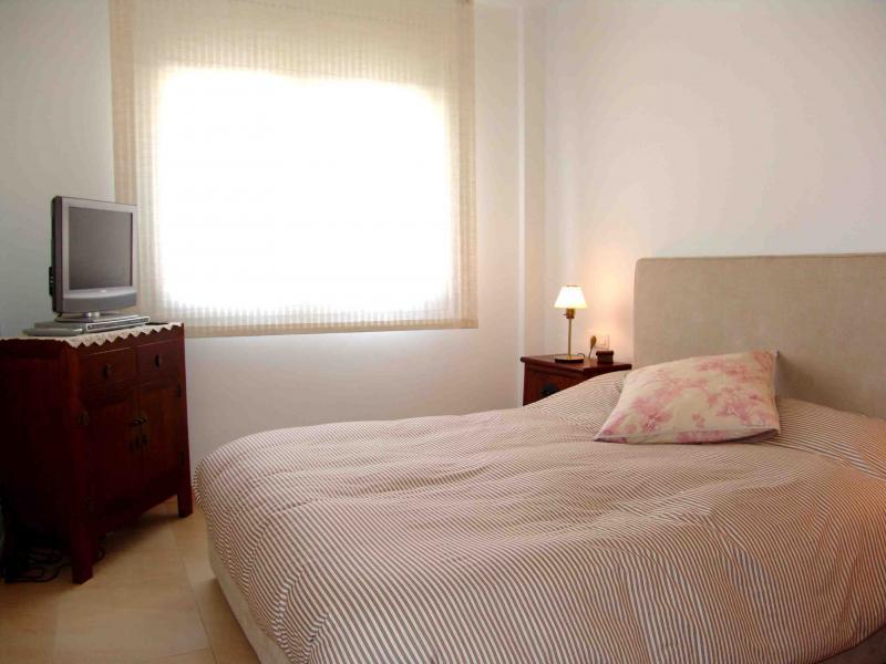 Dormitorio - Apartamento en venta en calle Paseig de la Mar Mediterranea, Maritim en Cubelles - 117342087