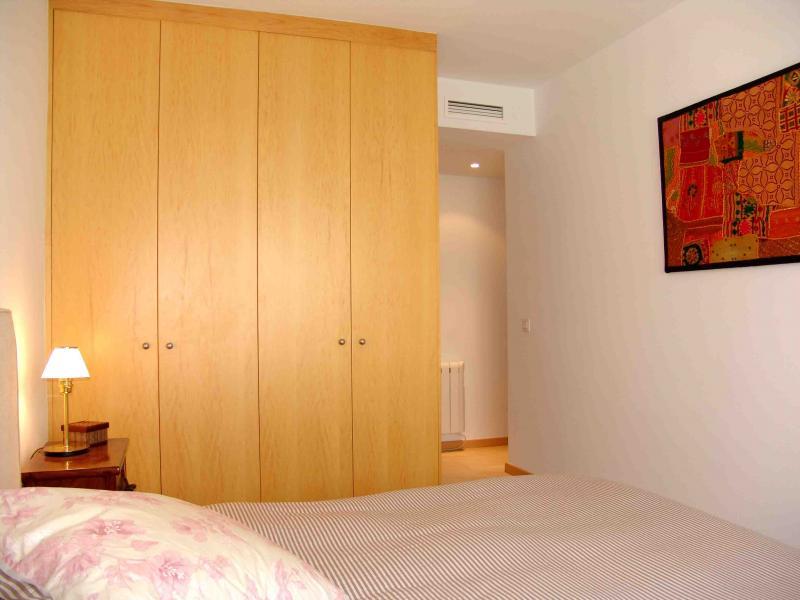 Dormitorio - Apartamento en venta en calle Paseig de la Mar Mediterranea, Maritim en Cubelles - 117342089