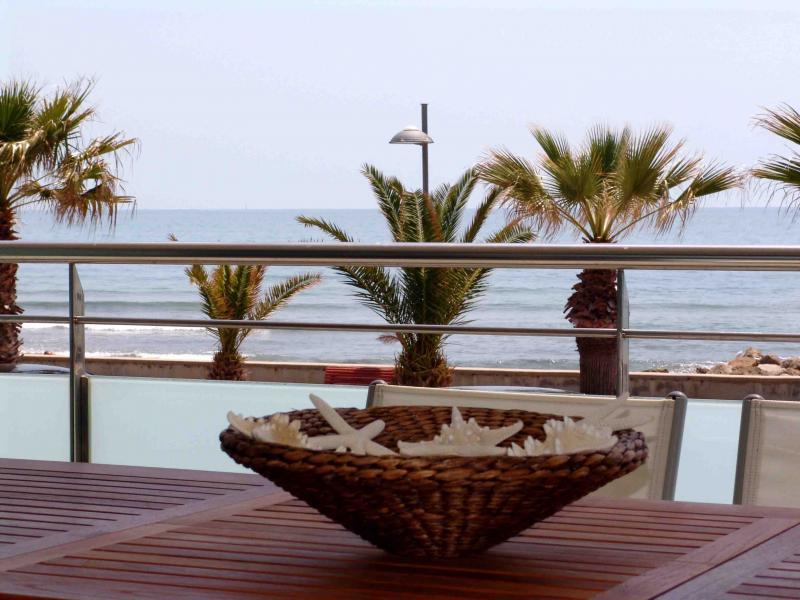 Vistas - Apartamento en venta en calle Paseig de la Mar Mediterranea, Maritim en Cubelles - 117342090