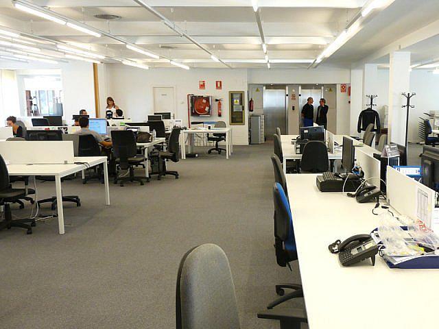"""foto"" - Oficina en alquiler en calle Comandante Azcárraga, Chamartín en Madrid - 254586636"