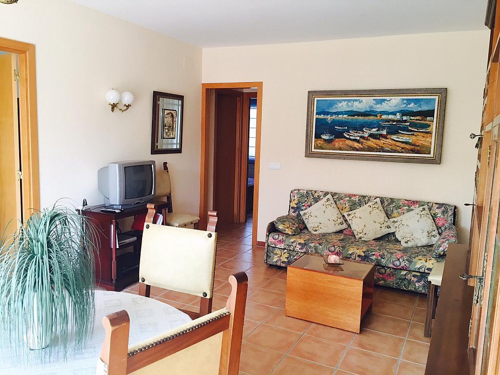Salón - Apartamento en venta en calle Del Pinsà, Pals - 267064594