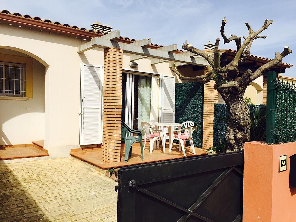 Jardín - Apartamento en venta en calle Del Pinsà, Pals - 267064595