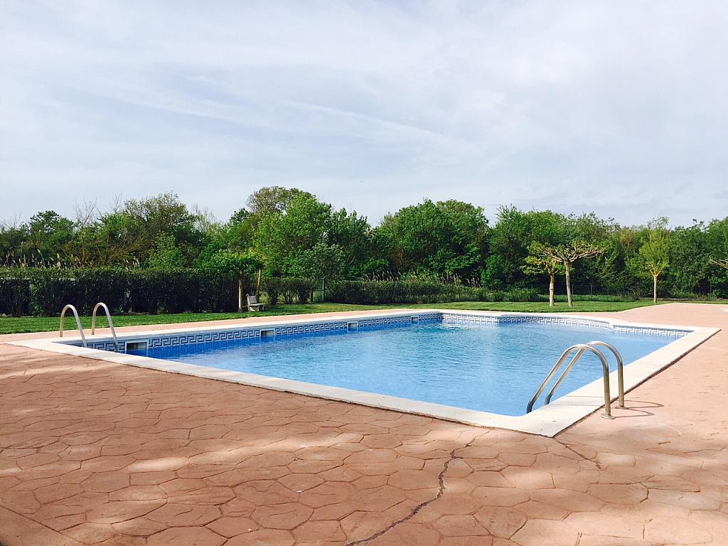 Jardín - Apartamento en venta en calle Del Pinsà, Pals - 267064597