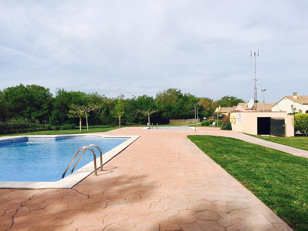 Jardín - Apartamento en venta en calle Del Pinsà, Pals - 267064600