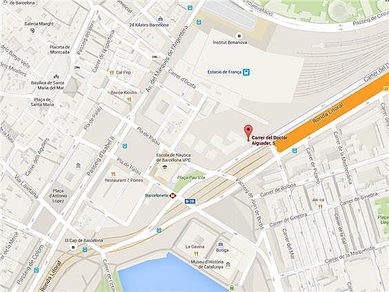 Piso en alquiler en calle Doctor Aiguader, La Barceloneta en Barcelona - 293541127