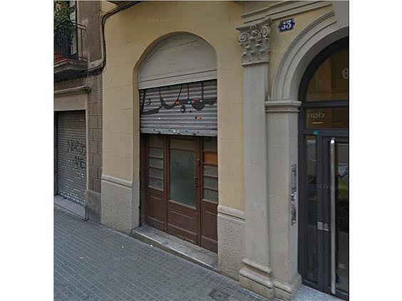 Local en alquiler en calle Roser, El Poble Sec-Montjuïc en Barcelona - 323846383