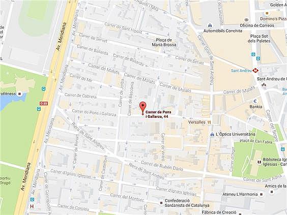 Local en alquiler en calle Pons i Gallarza, Sant Andreu de Palomar en Barcelona - 327318143