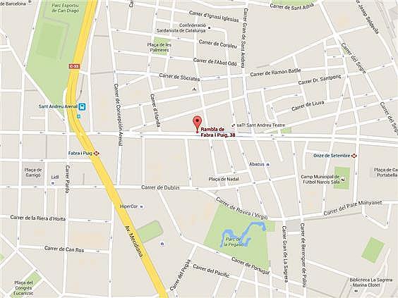 Local en alquiler en rambla Fabra i Puig, Sant Andreu de Palomar en Barcelona - 267170433