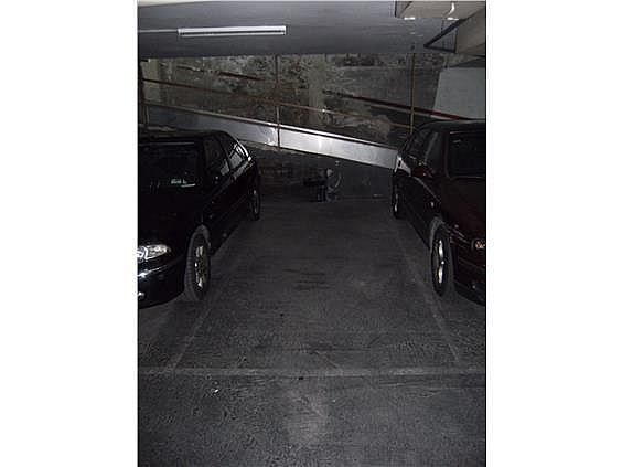 Parking en alquiler en calle Ruiz de Padron, Sant martí en Barcelona - 217427386