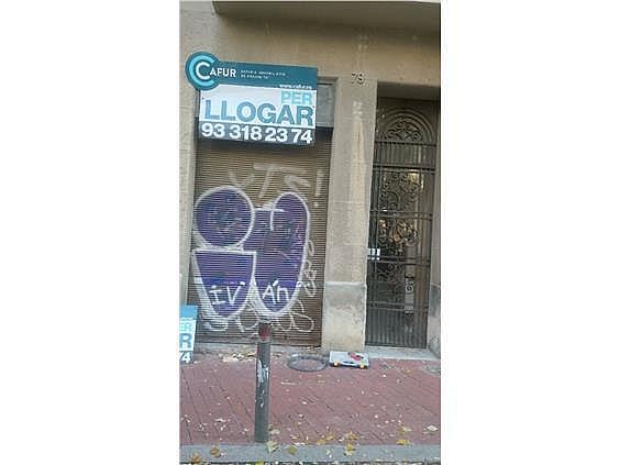 Local en alquiler en calle Mistral, Sant Antoni en Barcelona - 233998422