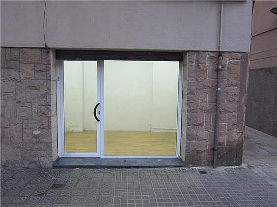 Local en alquiler en calle Freser, Camp de l´Arpa en Barcelona - 237224009