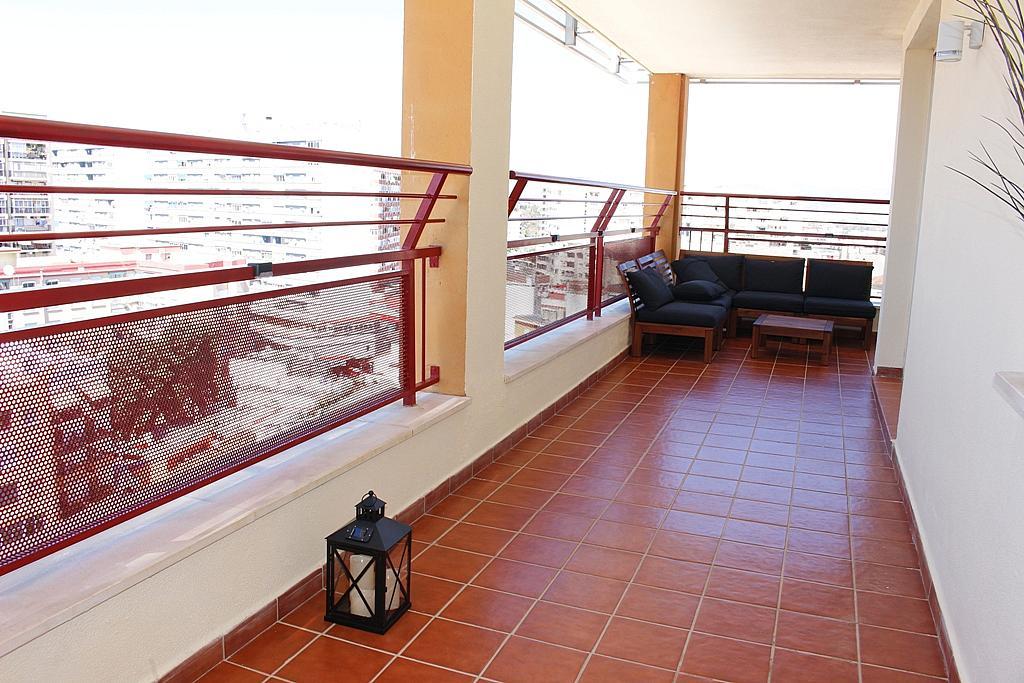 Ático en alquiler de temporada en plaza Costa del Sol, Centro en Torremolinos - 264046096