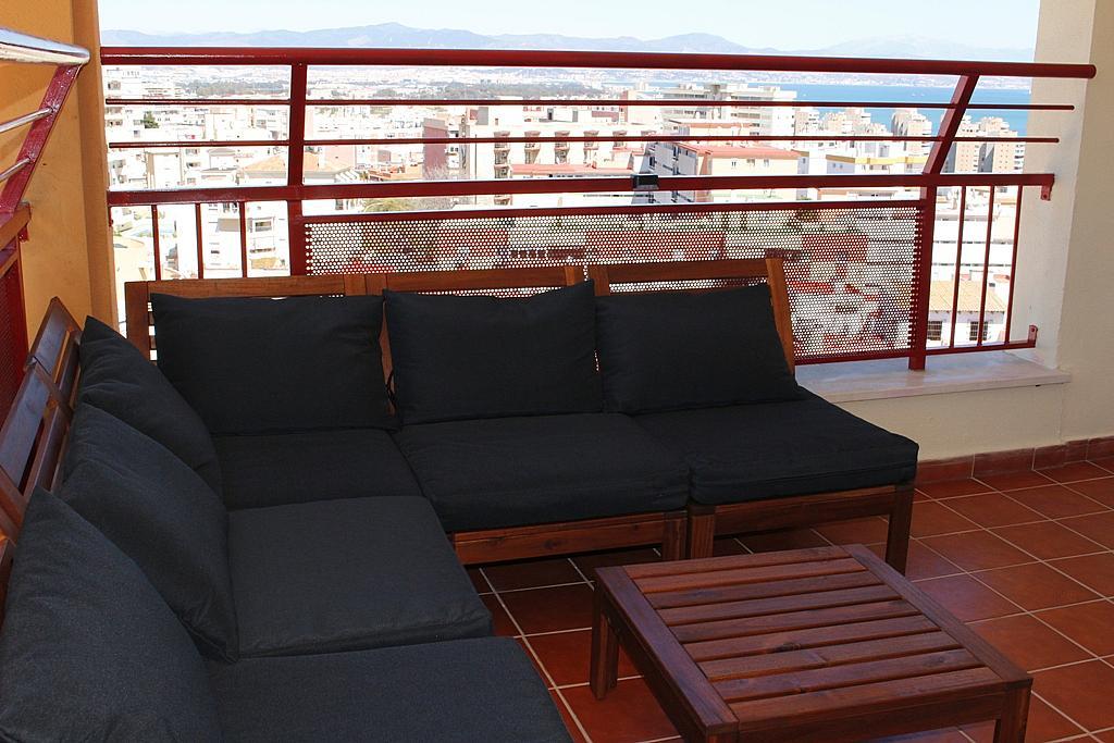 Ático en alquiler de temporada en plaza Costa del Sol, Centro en Torremolinos - 264046099