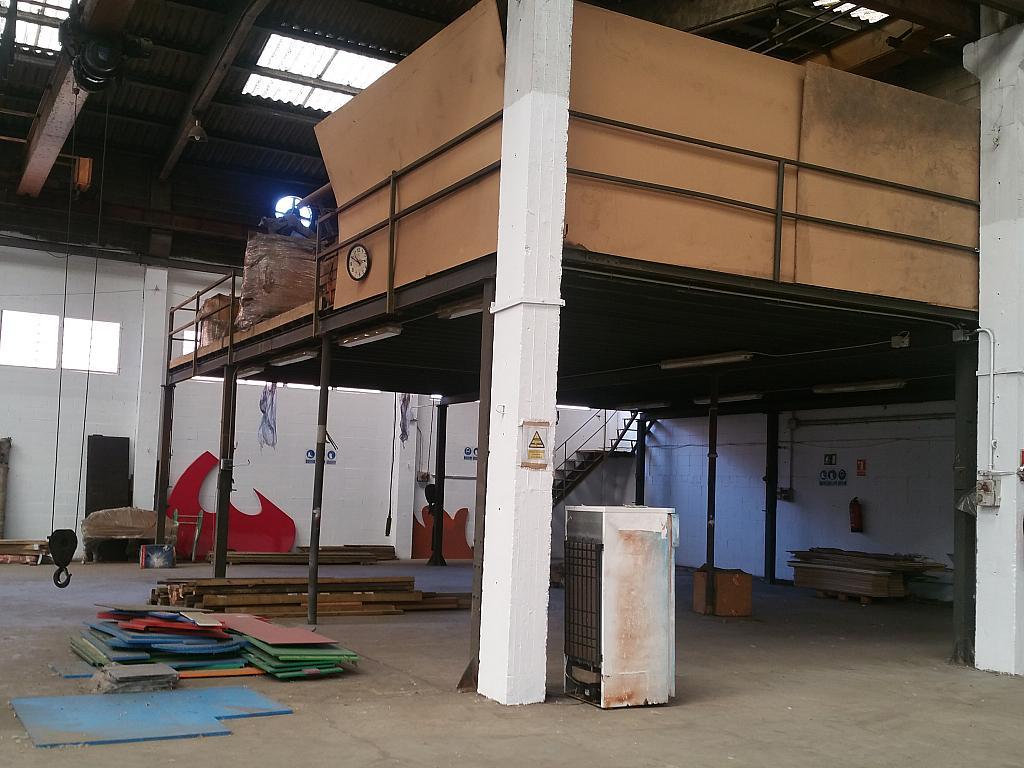 Nave industrial en alquiler en calle Altimira, Barbera del Vallès - 287661201