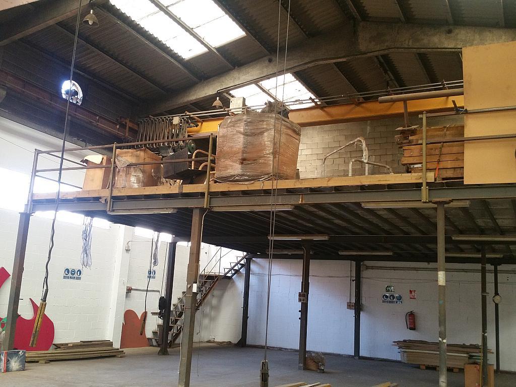 Nave industrial en alquiler en calle Altimira, Barbera del Vallès - 287661228
