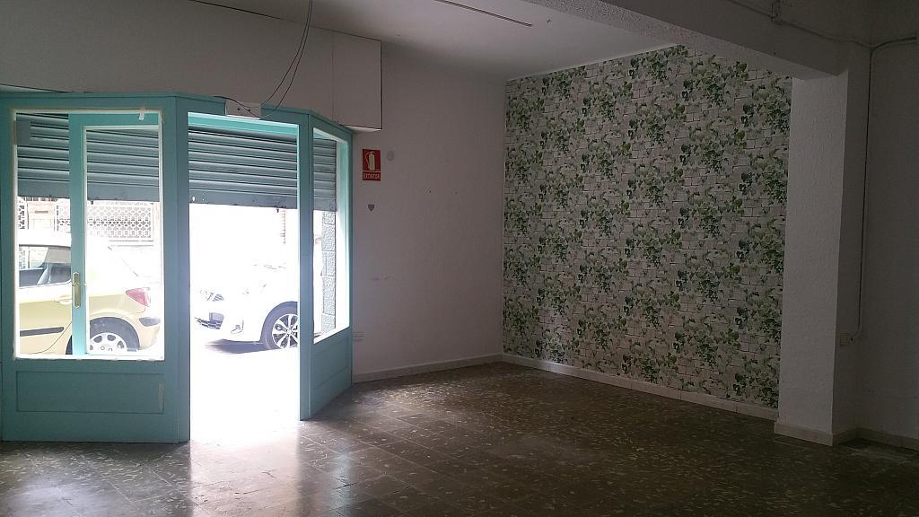 Local comercial en venta en calle Manuel de Falla, Ensanche Centro en Barbera del Vallès - 339106582