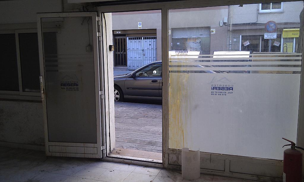 Local en alquiler en calle Verge de Montserrat, Barbera del Vallès - 125877199