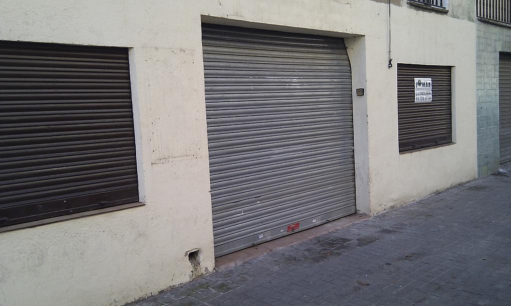 Local en alquiler en calle Verge de Montserrat, Barbera del Vallès - 125877508