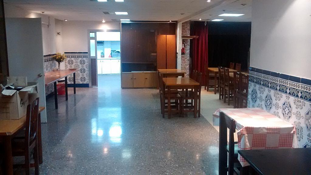 Bar en alquiler en calle Enric Granados, Ensanche Centro en Barbera del Vallès - 204637629