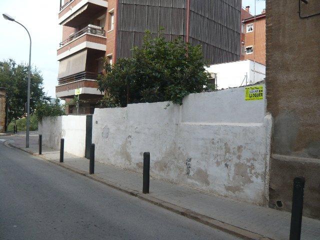 Solar en alquiler en calle Llevant, Can vidalet en Esplugues de Llobregat - 90565648