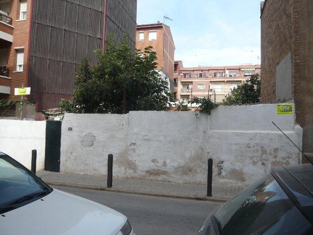 Solar en alquiler en calle Llevant, Can vidalet en Esplugues de Llobregat - 90565649
