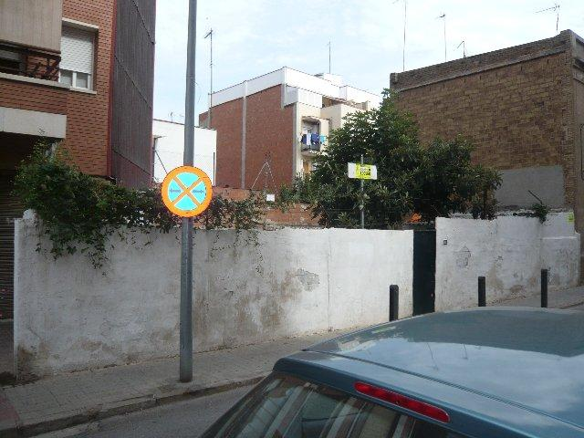 Solar en alquiler en calle Llevant, Can vidalet en Esplugues de Llobregat - 90565651