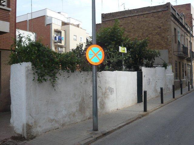 Solar en alquiler en calle Llevant, Can vidalet en Esplugues de Llobregat - 90565652