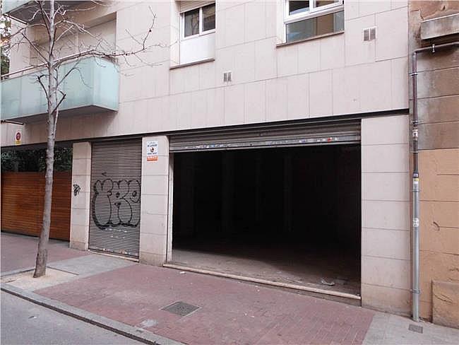 Local comercial en alquiler en calle Puignovell, Terrassa - 329468244