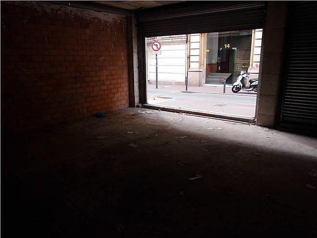Local comercial en alquiler en calle Puignovell, Terrassa - 329468250