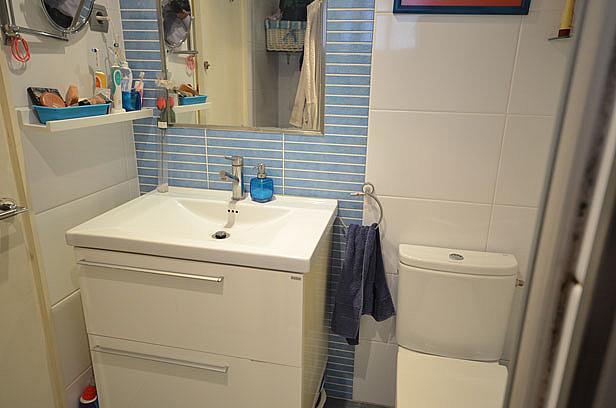 Baño - Apartamento en venta en calle Diputació, Vilafortuny en Cambrils - 251554373