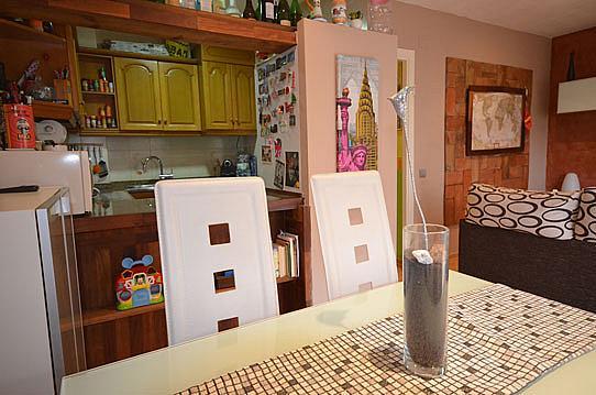 Comedor - Apartamento en venta en calle Diputació, Vilafortuny en Cambrils - 251554392