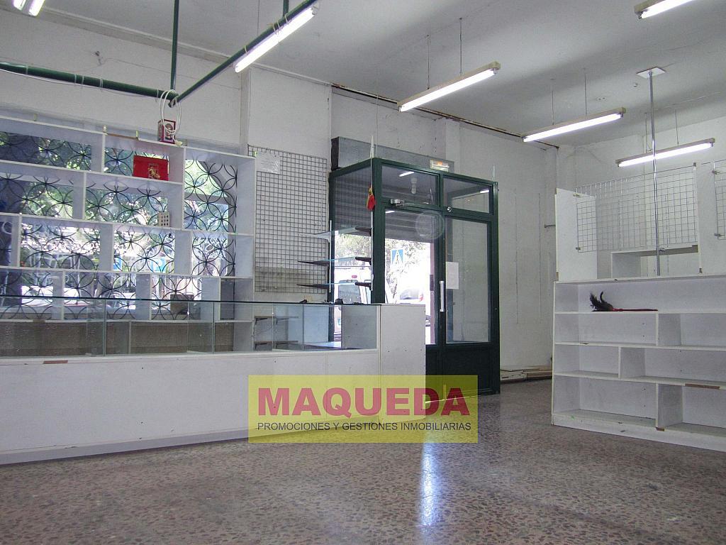 Local comercial en alquiler en calle Valladolid, Centro-Casco Antiguo en Alcorcón - 288657642