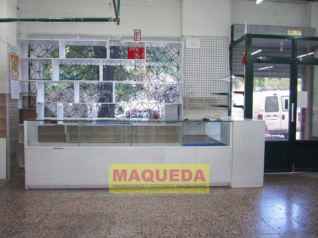 Local comercial en alquiler en calle Valladolid, Centro-Casco Antiguo en Alcorcón - 288657645