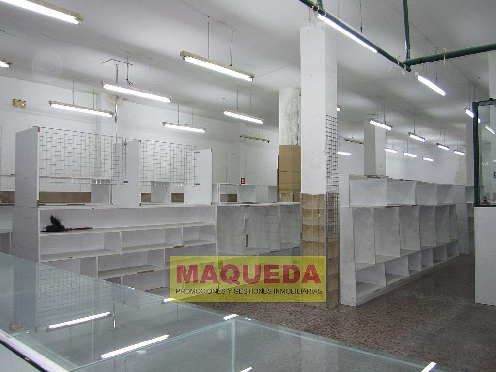 Local comercial en alquiler en calle Valladolid, Centro-Casco Antiguo en Alcorcón - 288657655