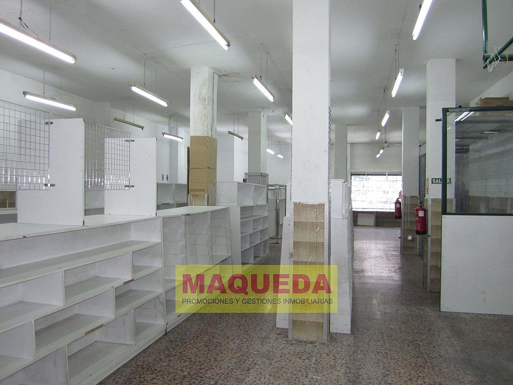 Local comercial en alquiler en calle Valladolid, Centro-Casco Antiguo en Alcorcón - 288657658