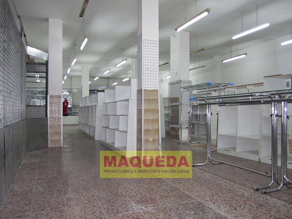 Local comercial en alquiler en calle Valladolid, Centro-Casco Antiguo en Alcorcón - 288657664