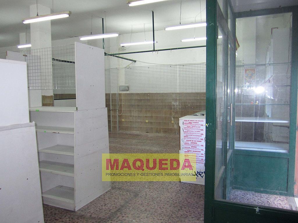 Local comercial en alquiler en calle Valladolid, Centro-Casco Antiguo en Alcorcón - 288657672