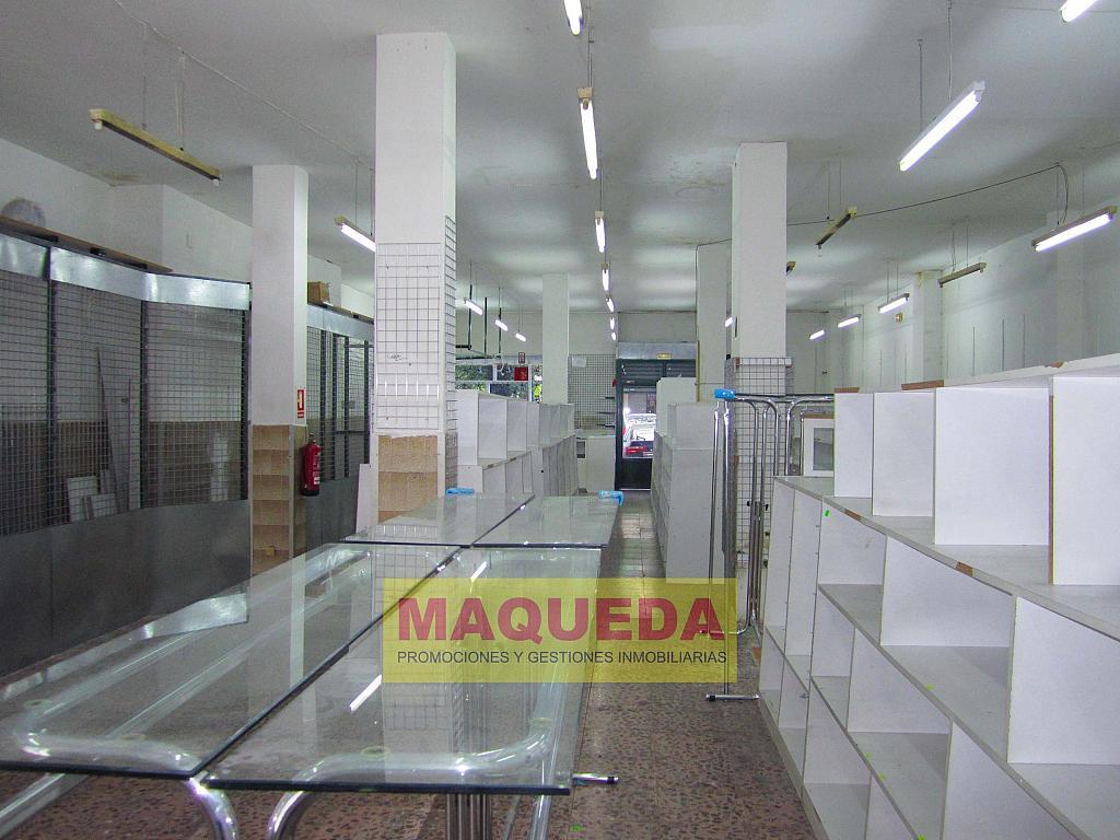 Local comercial en alquiler en calle Valladolid, Centro-Casco Antiguo en Alcorcón - 288657678